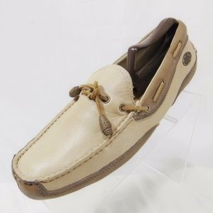 UGG Shoes - UGG Moccasins Loafer Shoes 10 Beige Taupe Driving
